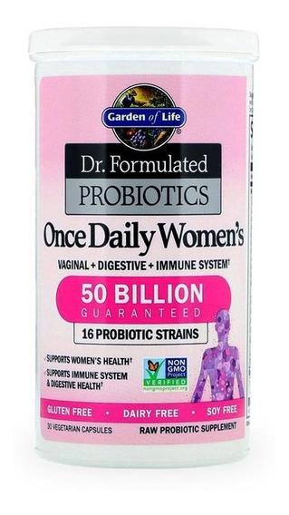 Probiotico Para Mujeres 50 Billones Nuevo Sellado