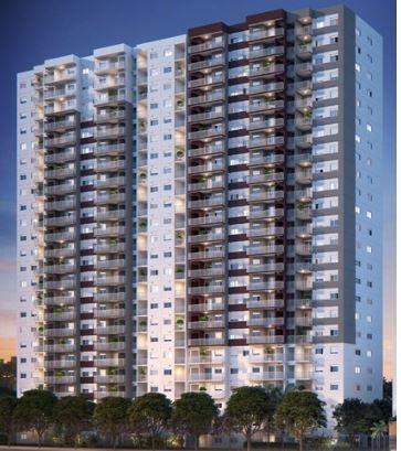 Lançamento 45m, 55m, 66m (1, 2 E 3 Dorm), 1vg - R$290.000