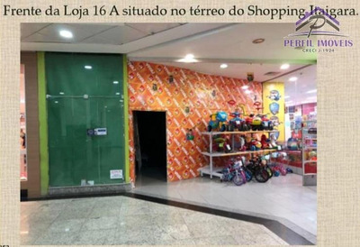 Loja Para Locação Em Salvador, Itaigara, 1 Dormitório, 2 Banheiros, 2 Vagas - 560