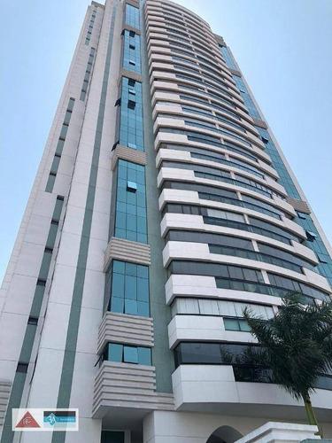 Imagem 1 de 30 de Apartamento Com 3 Dormitórios À Venda, 172 M² Por R$ 1.790.000,00 - Tatuapé - São Paulo/sp - Ap6376