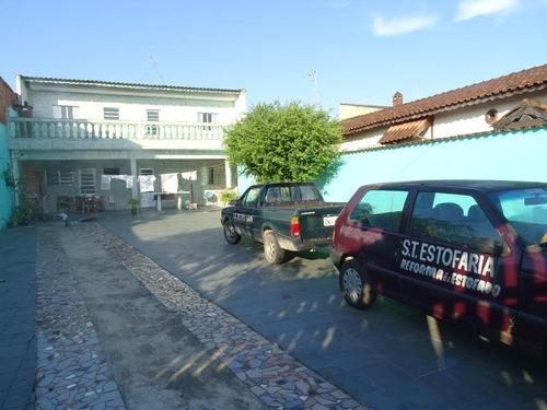 Casa, Lote Inteiro, 3 Dormitórios Centro Comercial, Plataforma De Pesca!!!! - So0018