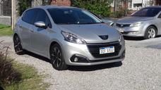 Peugeot 208 1.2 Act 2016 5p Financio Y Permuto!