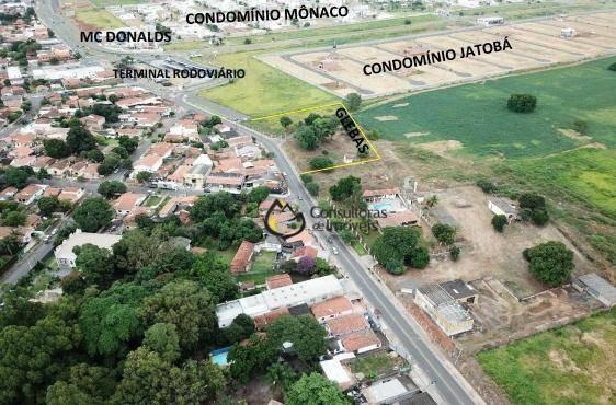 Terreno À Venda, 372 M² Por R$ 372.390 - Parque Hortolândia - Hortolândia/sp - Te0322