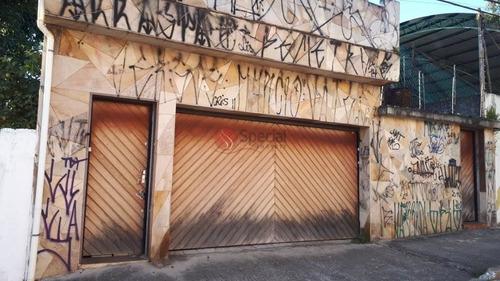 Terreno À Venda, 500 M²  - Vila Invernada - São Paulo/sp - Af19736