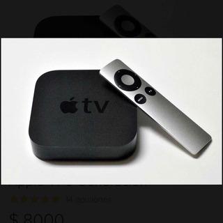 Apple Tv 3rd Generation Traído De Usa Perfecto Estado