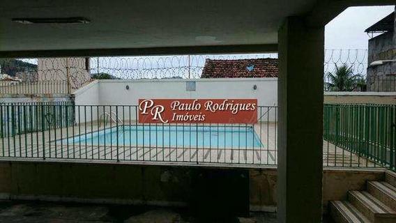 (código:50017) Cobertura Com 2 Dorms, Riachuelo - V50017