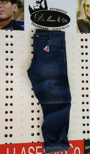 Imagem 1 de 3 de Calça Jeans Modelo Skinny Masculina  Stone