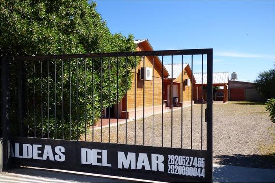 Vendo Complejo De 3 Casas Puerto San Antonio Oeste