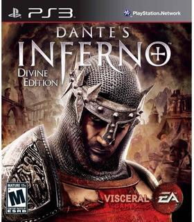 Dantes Inferno ~ Edicion Con Todos Los Dlc ~ Ps3 Digital