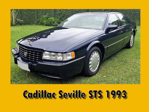 Cadillac Seville Sts 1993