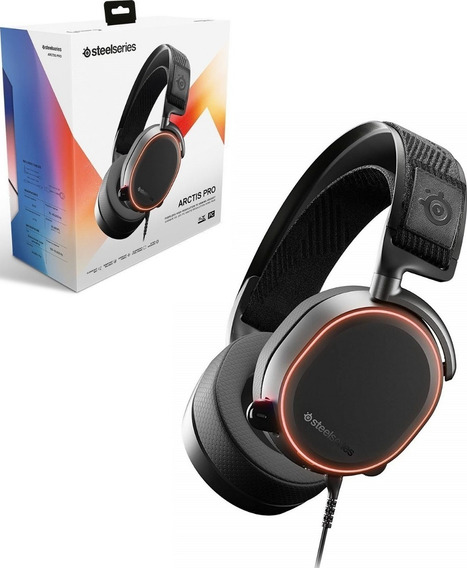 Headset Gamer Steelseries Arctis Pro 7.1 Chat Mix Dts 2.0