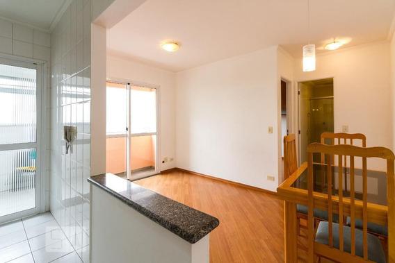 Apartamento No 11º Andar Mobiliado Com 1 Dormitório E 1 Garagem - Id: 892992430 - 292430