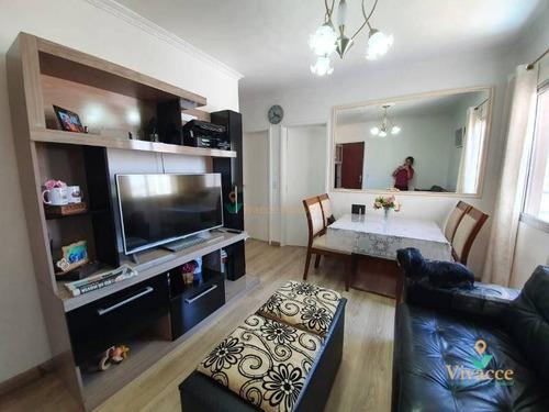 Imagem 1 de 9 de Apartamento Com 2 Dormitórios À Venda, 46 M² Por R$ 255.000 - Penha - Ap3081