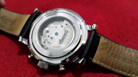Relógio Ingersoll Fillmore Automático In1206wh Seminovo