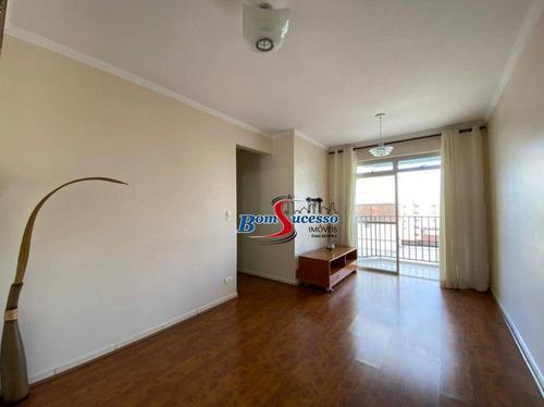 Apartamento Para Alugar, 67 M² Por R$ 1.800,00/mês - Vila Formosa (zona Leste) - São Paulo/sp - Ap3132