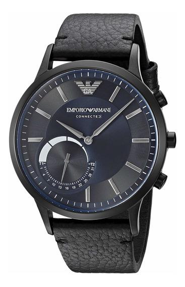 Relógio Empório Armani Smartwatch Comp Android E iPhone