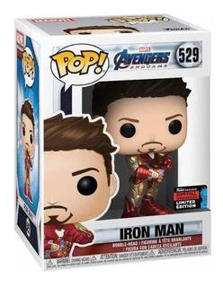 Funko Pop Avengers Endgame Iron Man Nycc (nuevo)