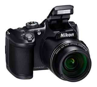Camara Foto Video Nikon B500 Wifi 16mpx Bluetooth Zoom 40x