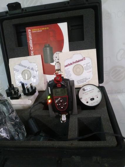 Calibrador De Frequência Mod. Qc-10 E Qc-20 Quest.no Estado