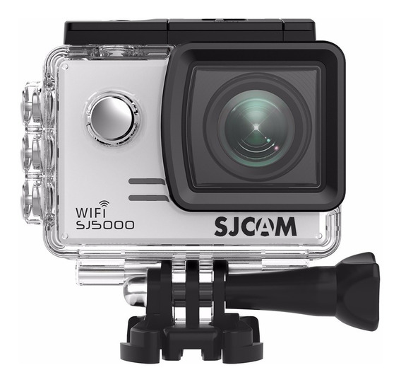 Camera Sj5000 Wifi Sjcam Original Full Hd 1080p 14mp Moto