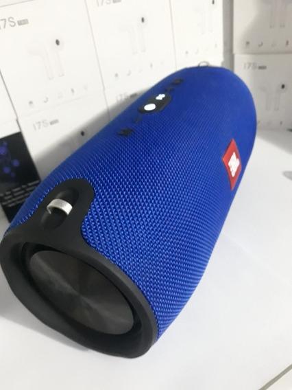 Caixa De Som Bluetooth Xtremm 40w Grande