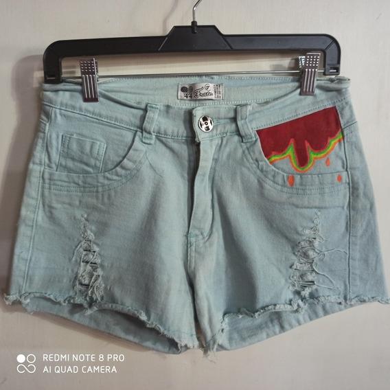 Jeans De Mujer Pintados Mercadolibre Com Ar