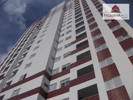 Apartamento Com 2 Dormitórios, 1 Vaga No Jardim Oriente - Ap0580