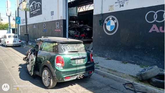 Mini Copper 2017 S Hot Chili 2.0 Turbo Solo Por Partes Desar