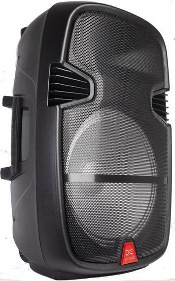 Parlante Trolley Speaker Blast 12 Dw-s2007 Daewoo