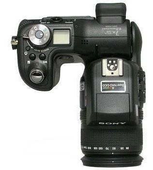 Camera Sony Syber-shot Dsc-f828