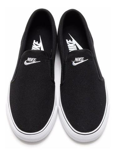 En consecuencia Plantando árboles Complicado  Zapatillas Nike Tipo Mocasines Original Modelo Toki | Mercado Libre