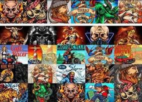 100 Graficos P/ Camisetas,canecas,banners,tatuagens,cromos