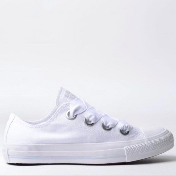 Tênis Converse Chuck Taylor All Star Ox Branco Ct08770002