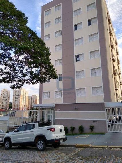 Apartamento Com 2 Dormitórios À Venda, 77 M² Por R$ 265.000 - Vila Industrial - Campinas/sp - Ap0901