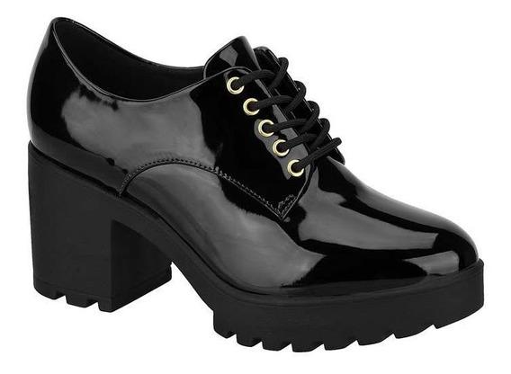 Sapato Oxford Vizzano Salto Grosso 1294100