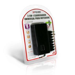 Carregador Fonte Universal Notebook 90w Veicular Enca-pa10c