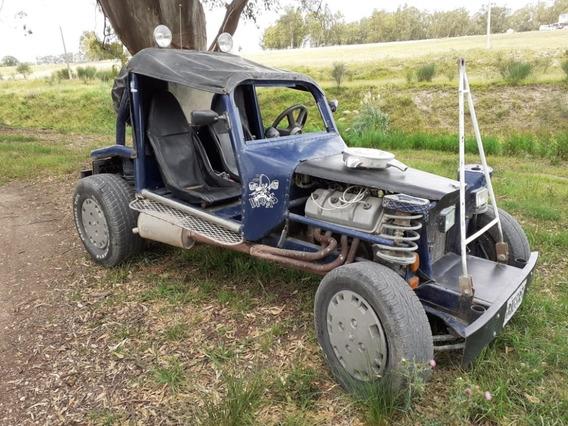 Buggy Arenero Pesquero Motor Peugeot 404