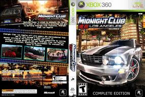 Jogo Midnight Club Los Angeles Para Xbox 360 Destravado
