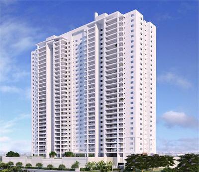 Apartamento Residencial À Venda, Chácara Santo Antônio (zona Sul), São Paulo. - Ap0108