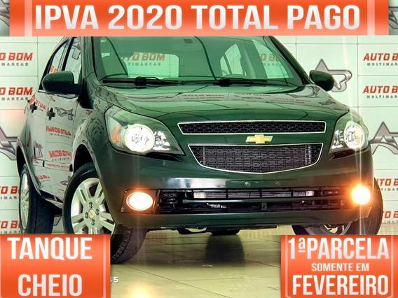Agile Ltz 1.4 2011 Ipva 2020 Pago/tanque Cheio/1ªparc. Fev.