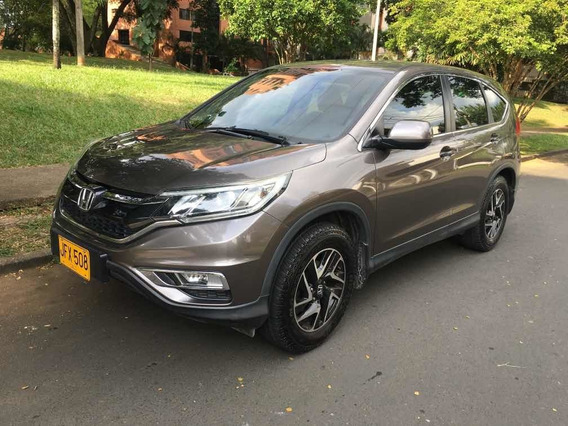 Honda Cr-v City Plus At F.e