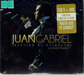 Juan Gabriel Vestido De Etiqueta 2cd