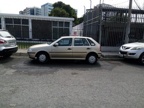 Volkswagen Gol 2001 En Excelente Estado