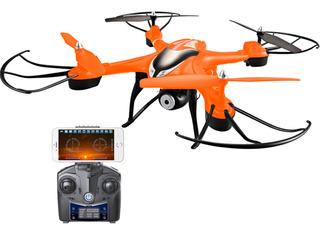 Drone Con Camara A Radio Control Gadnic Hd Video Y Foto