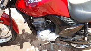 Honda Cg Fan 150 Esi 2010, Partida Elétrica E Injeção