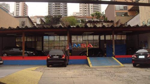 Terreno Comercial Com Duas Frentes À Venda, 1000 M² Por R$ 15.000.000 - Perdizes - São Paulo/sp - Te0158