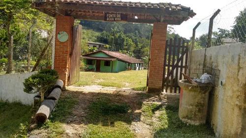 Imagem 1 de 14 de Chácara Em Juquitiba Barnabé