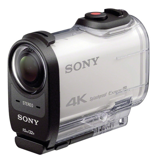 Camara Sony 4k Action Splashproof