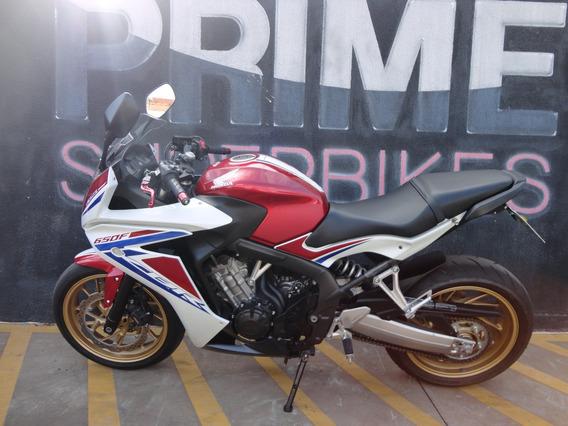 Cbr 650 F Abs