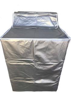 Funda Lavadora Afelpada Gruesa Reforzada 13kg A 22kg